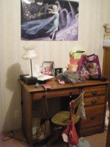Desk #1, my photo