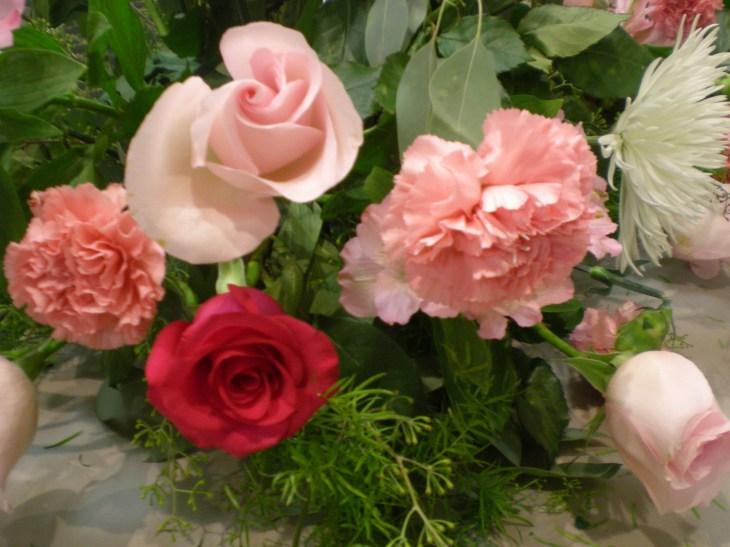 leftover roses